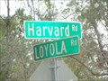 Image for Harvard & Loyola - St. Augustine, FL