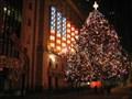 Image for Wall Street Christmas Displays, NYC, NY