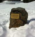 Image for Rockfall Memorial - Preda, GR, Switzerland
