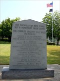 "Image for The Charles William ""Bill"" Biles Memorial - Decatur, AL"