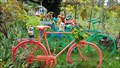 Image for Five bicycles in allotment - Koblenz-Neuendorf, RP, Germany