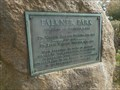 Image for Drs William and Lewis Falkner - Falkner Park - Youngstown, NY