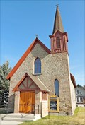 Image for Local Faiths: St. James Episcopal - Deer Lodge, MT