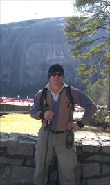 Me at Stone Mountain