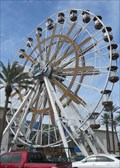Image for The Wharf - Ferris Wheel - Orange Beach, Alabama, USA.
