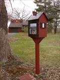 Image for River Avenue Little Library -  Sauk Rapids, Minn.