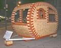 "Image for ""Holidays In Huntly"", brick caravan.  Hamilton. New Zealand."