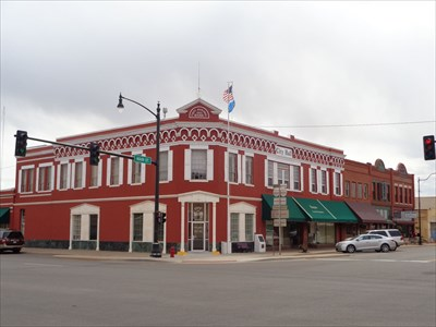 First National Bank - Sayre