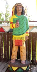 Image for Beaver Canyon Campground Cigar Store Indian