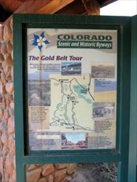 Colorado Scenic Byways Gold Belt Tour Frontier Pathways Highway Of Legends Pueblo Co Historical Markers On Waymarking