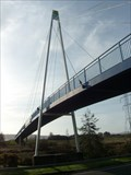 Image for Bynea Gateway Bridge, Carmarthenshire, Wales.