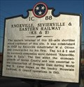 Image for Knoxville, Sevierville, & Eastern Railway - 1C88 - Sevierville, TN