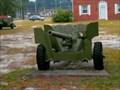 Image for Scotland Post 50 Ameican Legion 57 mm Antitank Gun