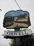 Image for Village Sign - Orwell, Cambridgeshire, UK