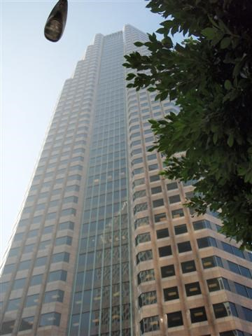 Figueroa at Wilshire -- Downtown Los Angeles