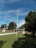 Image for Nautical Flagpole, War Memorial Park - Allora, QLD