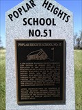 Image for MHM Poplar Heights School No. 51 - Marquette MB