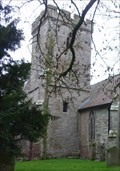 Image for Bell Tower, St Mary & All Saints, Hampton Lovett, Worcestershire, England