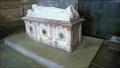 Image for Cavendish Tomb, Cartmel Priory, Cumbria