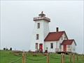 Image for LAST - Lighthouse on PEI with a resident lightkeeper
