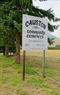 Image for Cawston Community Cemetery - Cawston, British Columbia