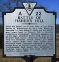 Image for Battle of Fisher's Hill