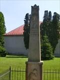 Image for Combined World War Memorial - Sazená, Czech Republic