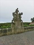 Image for The statuary of St. Francis Borgia // sv. František Borgiáš - Kutná Hora, Czech Republic