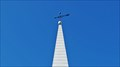 Image for Church Spire - Cox Memorial Methodist Church - Hallowell, ME