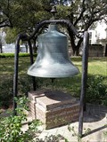 Image for 1888 Falls County Courthouse Bell - Marlin, TX