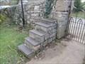 Image for Mounting Block - St Mary's church, Llanfair-Mathafarn-Eithaf, Ynys Môn, Wales