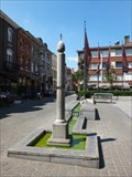 Image for Fountain in front of the Oude Stadhuis Hasselt - Limburg / Belgium