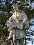 Image for St. John of Nepomuk // sv. Jan Nepomucký - Trebešice, Czech Republic