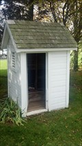 Image for Wilbur Wright's Very First Outhouse - Millville, IN