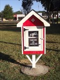 Image for City Square Park Little Free Library - Frankston, TX