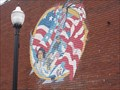 Image for Patriotic Mural - Tahlequah, OK
