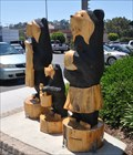 Image for The Three Bears at the Beach ~ Torrance, California