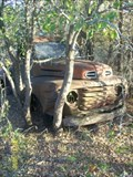 Image for Abandoned Truck, Lampasas County, Texas, USA