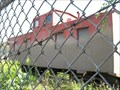 Image for Forlorn caboose on southwest side of Chicago, IL