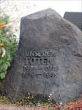 Image for Denkmal für die Toten des 1. und 2. Weltkrieges - Kell - RLP - Germany