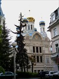 Image for Orthodox Church St. Peter and Paul / Pravoslavny kostel sv. Petra a Pavla (Karlovy Vary, Czech Republic)