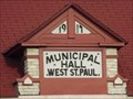 Image for 1917 - Municipal Hall - West St Paul MB