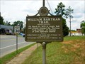 Image for William Bartram Trail Traced 1773-1777-Talbotton, Georgia