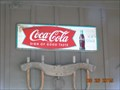 Image for Coco Cola Sign - Cracker Barrel -Stevensville, Michigan