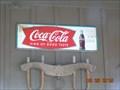 Image for Coco Cola Sign - Cracker Barrel -Stevensville, Michigan