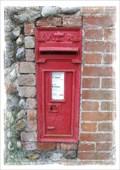 Image for Victorian Post Box - Hunworth Road, nr Stody, Norfolk.