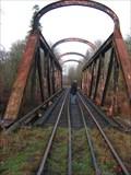 Image for Mile Post 37.8 E & N Railway Bridge Koksilah River Duncan, British Columbia