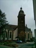 Image for Bell tower Sankt Dionysius Church, Kruft, Rheinland-Pfalz, Germany