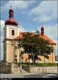 Image for Kostel Sv. Jakuba Vetšího / Church of St. James the Greater - Mnichovo Hradište (Central Bohemia)