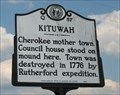 Image for Kituwah - Q 57